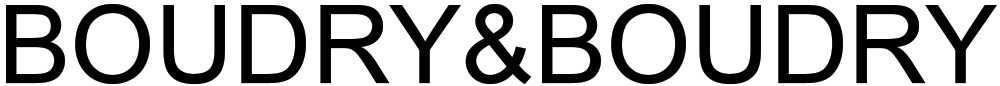 BOUDRY&BOUDRY architectes
